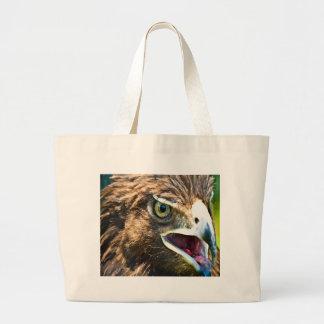 Screaming Eagle Jumbo Tote Bag