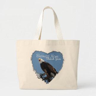 Screaming Eagle; Promotional Jumbo Tote Bag