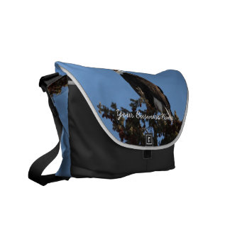 Screaming Eagle; Promotional Messenger Bags