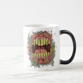 Screaming Grunge Mouth Mugs