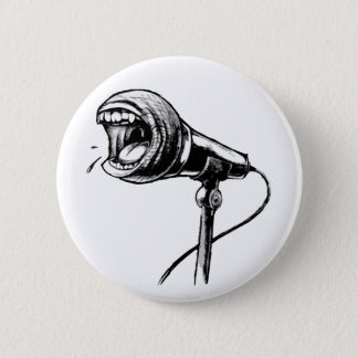 Screaming Microphone Button