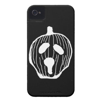 Screaming Pumpkin iPhone 4 Cases