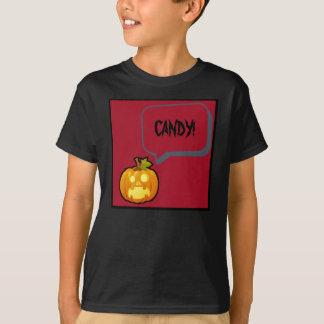 Screaming Pumpkin Halloween Shirt