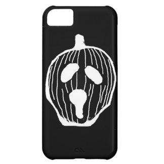 Screaming Pumpkin iPhone 5C Case