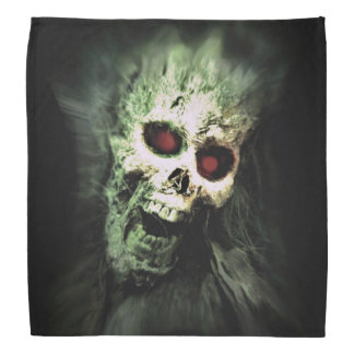 SCREAMING (skull) ~ Bandana