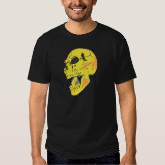 Screaming Skull Halloween Shirt