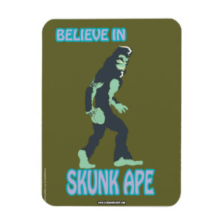 SCREAMING SOUP! Believe in Skunk Ape Magnet