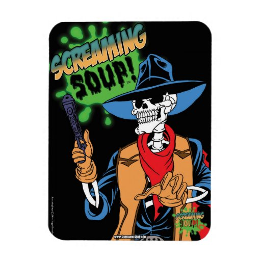 SCREAMING SOUP! Deadwest Aim Magnet