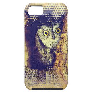 SCREECH OWL iPhone 5 Case-Mate Case