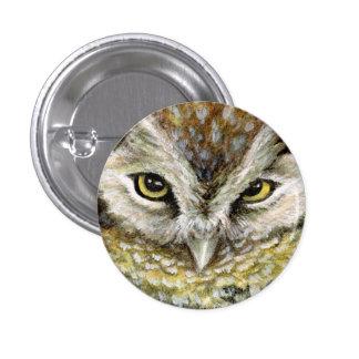 Screech Owl Pin
