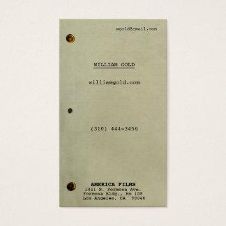 Screenplay Vintage