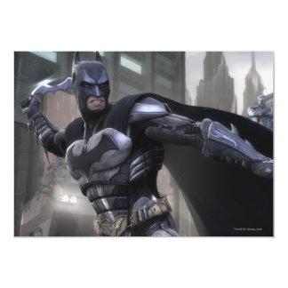 Screenshot: Batman 13 Cm X 18 Cm Invitation Card