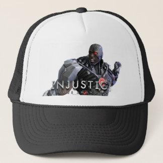 Screenshot: Cyborg Trucker Hat
