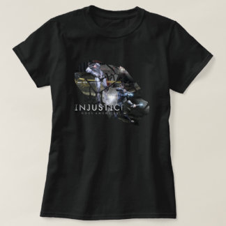 Screenshot: Cyborg vs Nightwing 3 T Shirts