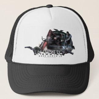 Screenshot: Harley vs Nightwing 2 Trucker Hat