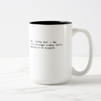 Screenwriter's Mug