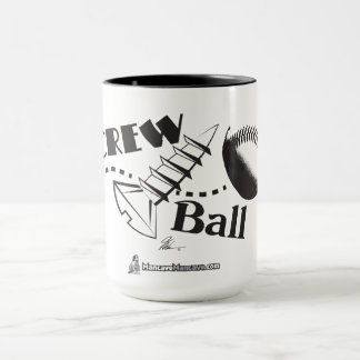 Screw Ball Coffee Mug