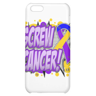 Screw Bladder Cancer Comic Style iPhone 5C Covers