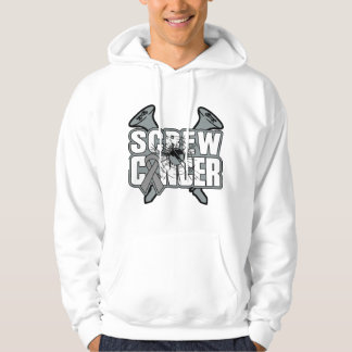 Screw Brain Cancer Hoodie
