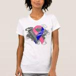 Screw Cancer - Grunge Male Breast Cancer