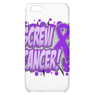 Screw GIST Cancer Comic Style iPhone 5C Case