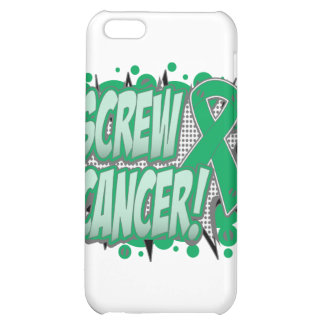 Screw Liver Cancer Comic Style iPhone 5C Case