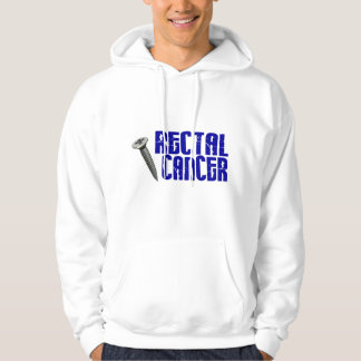 Screw Rectal Cancer 2 Hoodie