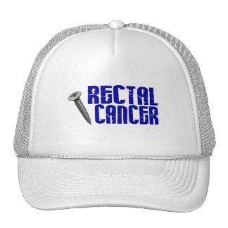 Screw Rectal Cancer 2 Mesh Hat
