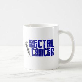 Screw Rectal Cancer 2 Mug