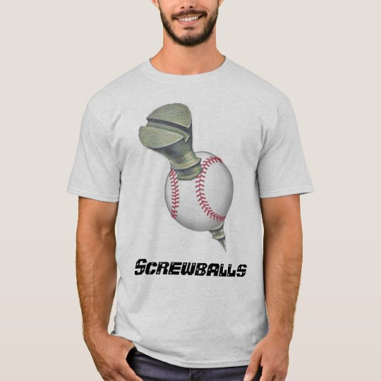 Screwballs #17 T-Shirt