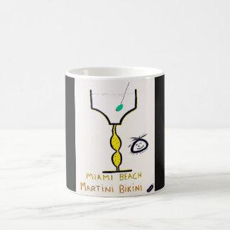Screwballs™ Miami Martini Coffee Mug
