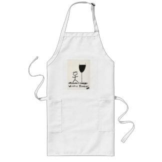 Screwballs™ Wishful Thinking Cooking Apron