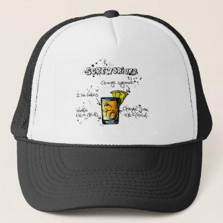 Screwdriver Cocktail Recipe Trucker Hat