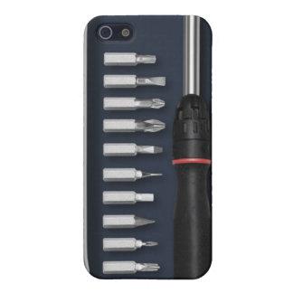 Screwdriver set design iPhone 5/5S covers