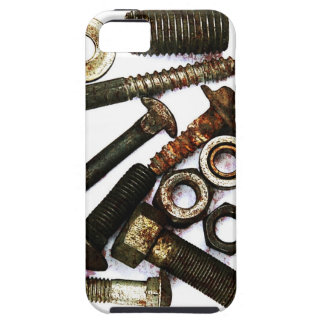 screws, nuts and bolts phone case tough iPhone 5 case