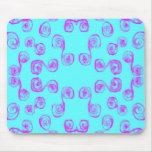 Scribble Abstract Mouse Pads
