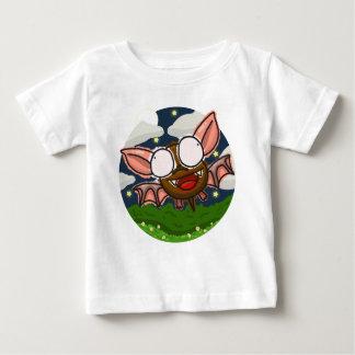 Scribble Bat Baby T-Shirt