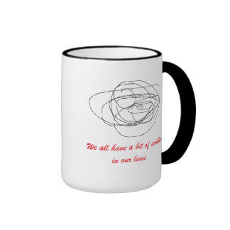 Scribble Coffee Mug