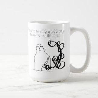 scribble mug