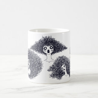 Scribble Sisters Coffee Mug