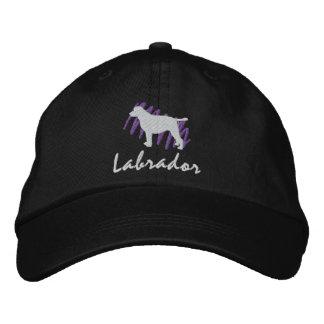 Scribbled Labrador Baseball Cap