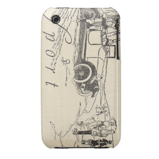 Scripps-Booth vintage automobile advertisement iPhone 3 Covers