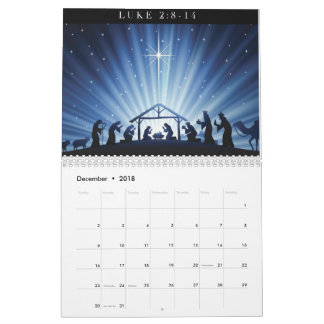 Scriptural Inspiration Calendar