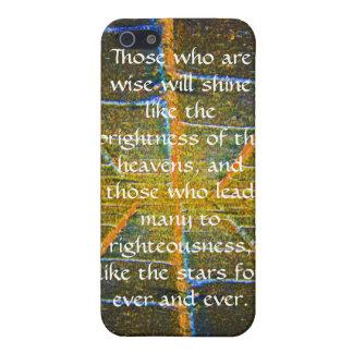 Scripture Iphone case iPhone 5/5S Case
