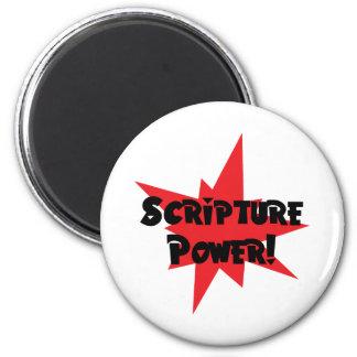 Scripture Power Magnet