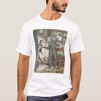 Scrooge and Bob Cratchit T-Shirt