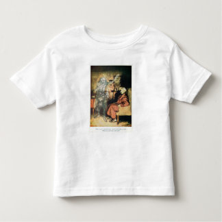 Scrooge and The Ghost of Marley Toddler T-Shirt