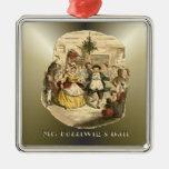 Scrooge of Christmas - A Christmas Carol Christmas Tree Ornaments