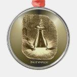 Scrooge of Christmas - A Christmas Carol Christmas Ornaments