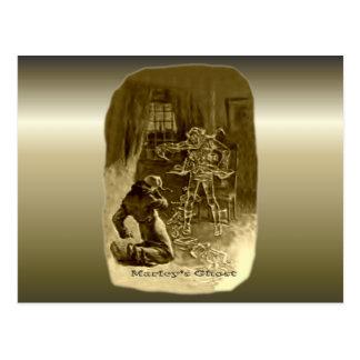 Scrooge of Christmas - A Christmas Carol Postcards